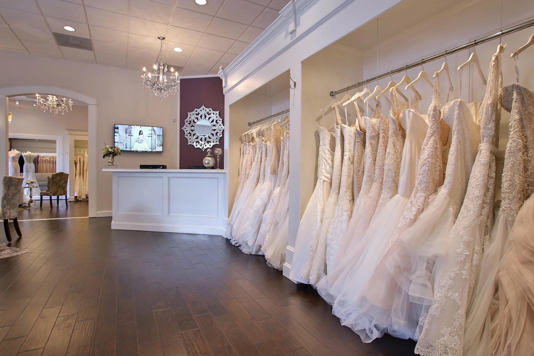 Our Store | Bridal Shop Houston TX | Whittington Bridal