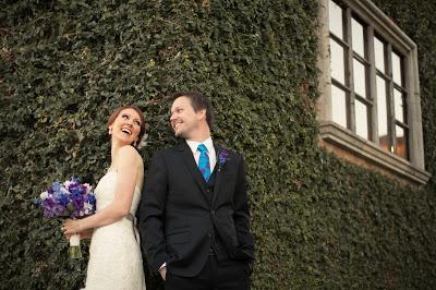 bridesmiling
