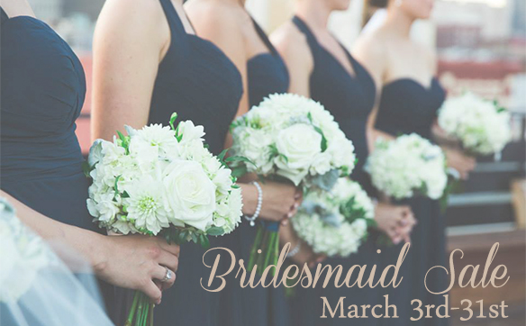 Bridesmaid Sale Featured Image