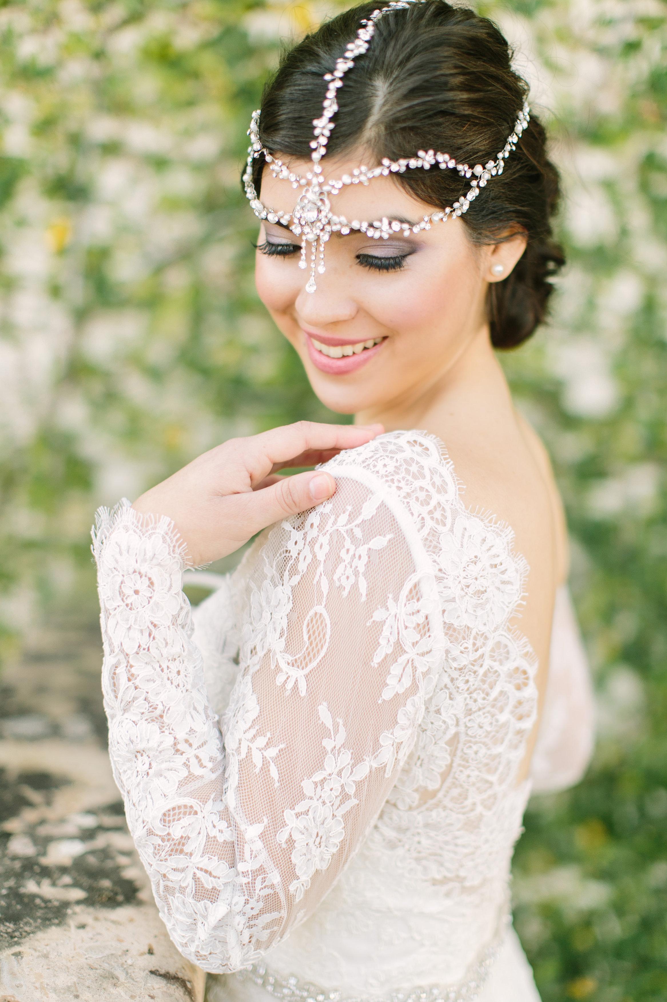 Lace Sleeve Edition | Bridal Shop Houston TX | Whittington Bridal