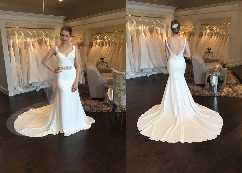 Long Sleeved Wedding Gowns Are All The Rave Lately Get Look By Wearing This Fabulous Stella York Gown Down Aisle