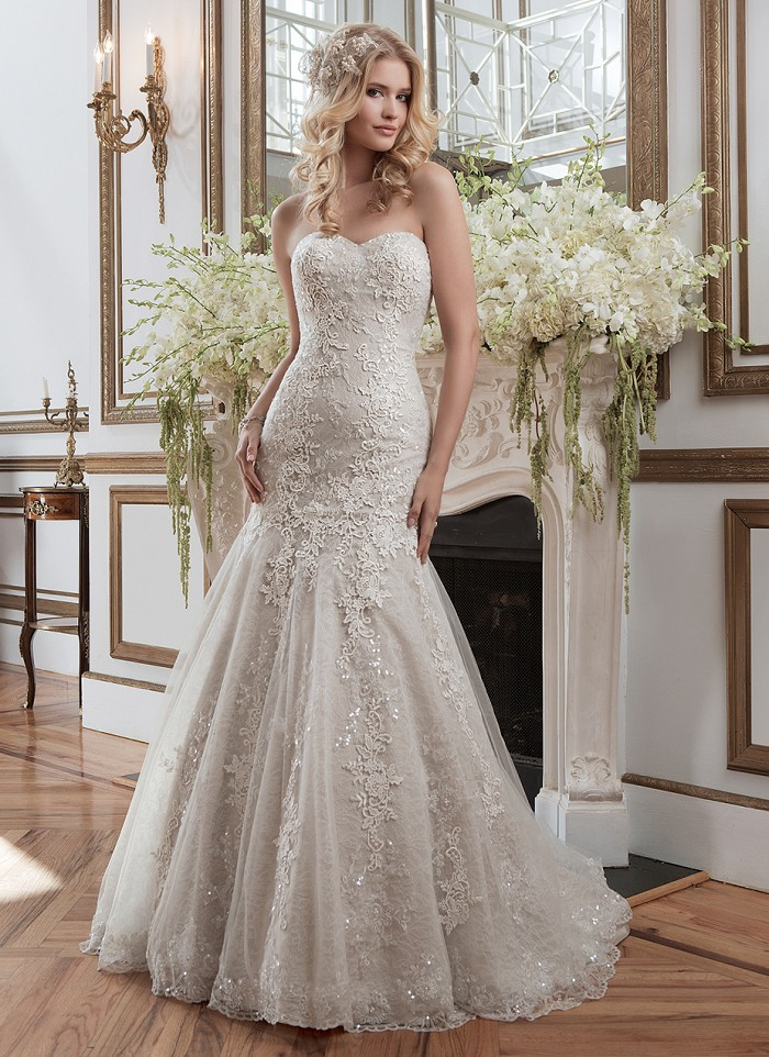 Justin Alexander | Bridal Shop Houston TX | Whittington Bridal