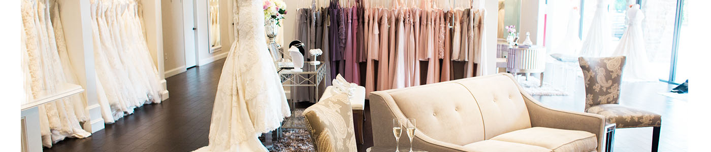 Whittington Bridal Serves The Greater Houston Area