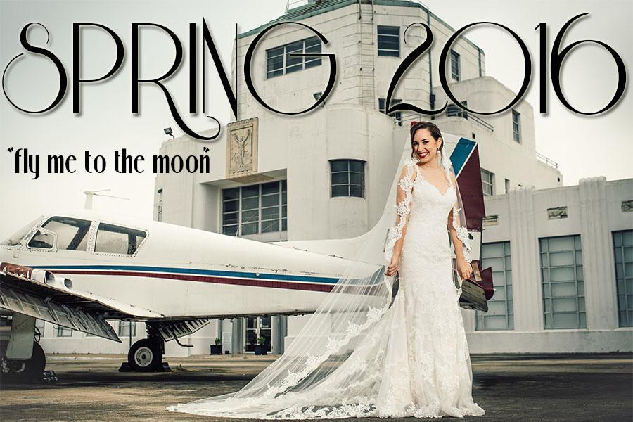 spring 2016 wedding dresses