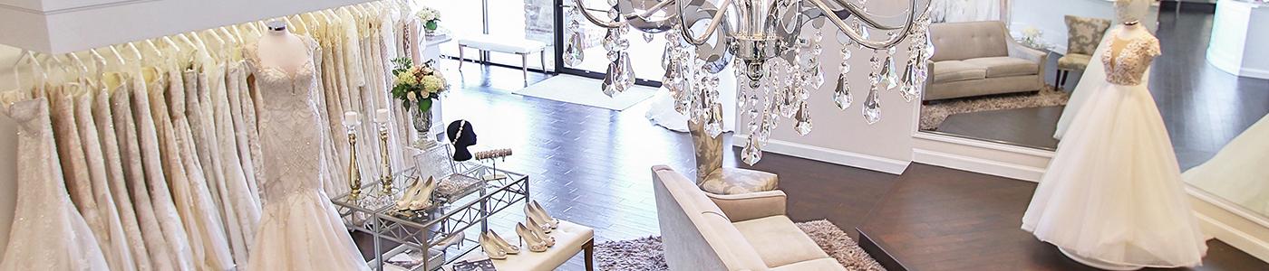 Whittington Bridal Serves The Greater Houston Area