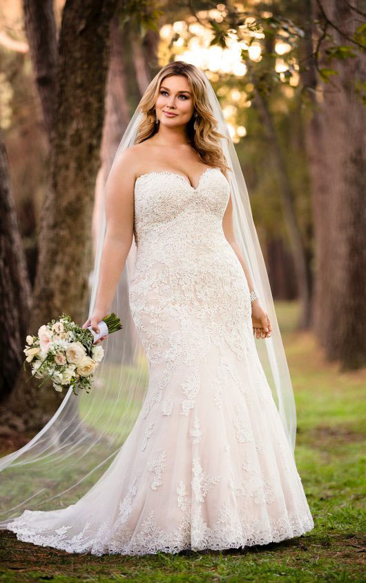f858f2eee30 Plus Size Bridal Gowns  Plus Size Bridal Gowns