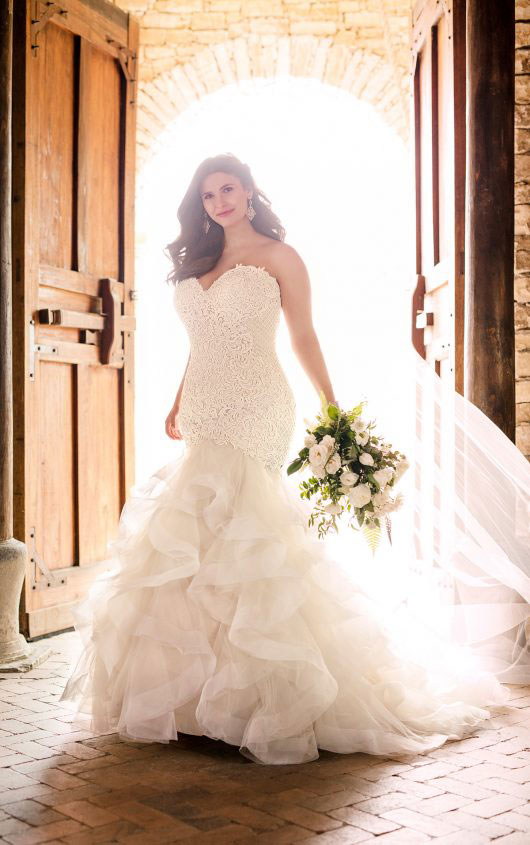 Plus Size Bridal | Bridal Shop Houston TX | Whittington Bridal