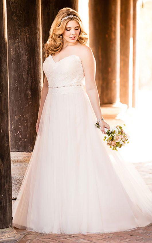 Plus Size Bridal | Bridal Shop Houston TX | Whittington Bridal