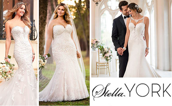 Stella York Events Page
